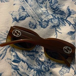 EUC Vtg Gucci Sunglasses